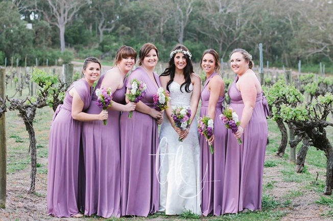 Lavender dress, Infinity Dress, Convertible Formal Multiway Wrap Dress Bridesmaid Dress Cocktail Dres,s Evening Dress Wedding Floor Length