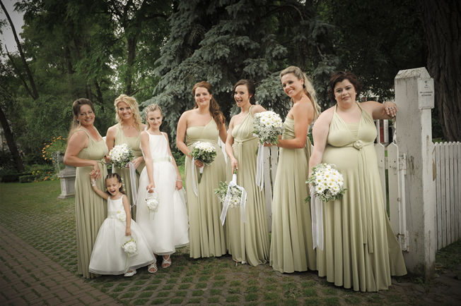 Sage green Infinity Bridesmaid Dress, Sage green dress Floor length, infinity dress, wrap dress, Maxi dress, Maid of honor dress