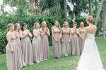 Pack of 16 Infinity Convertible Dress, Silver Convertible Bridesmaid Dress, Multi Way Bridesmaid Dress, Best Convertible Dress