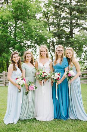 Pack of 14 Long Wrap Dress, Infinity Bridesmaid Dress, Convertible Maxi Dress, Convertible Infinity Bridesmaid Wrap Dress