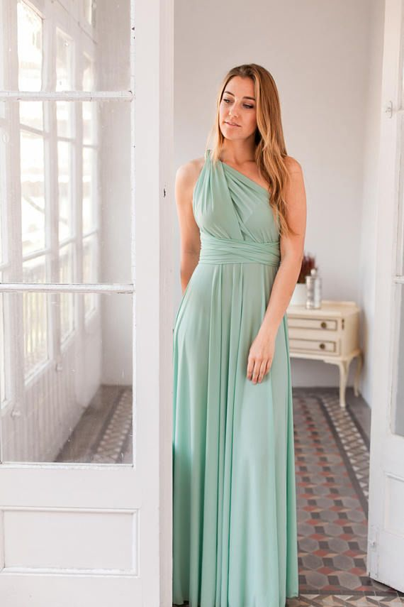 Plus Size Infinity Dress With Plus Size Convertible Dress